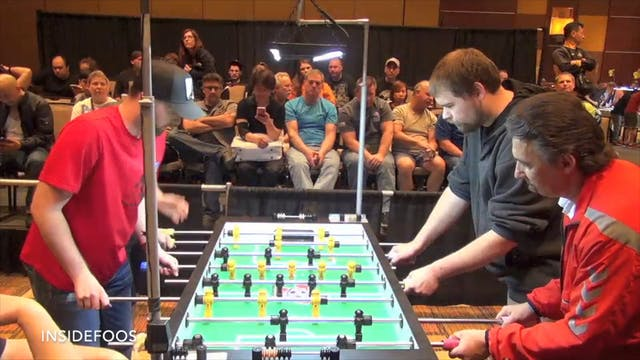 Blake Robertson/Rob Atha vs. Paul Smi...