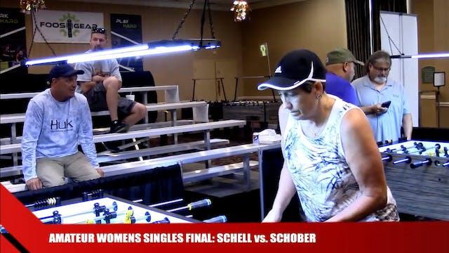 Schell vs. Schober | Amateur Womens S...