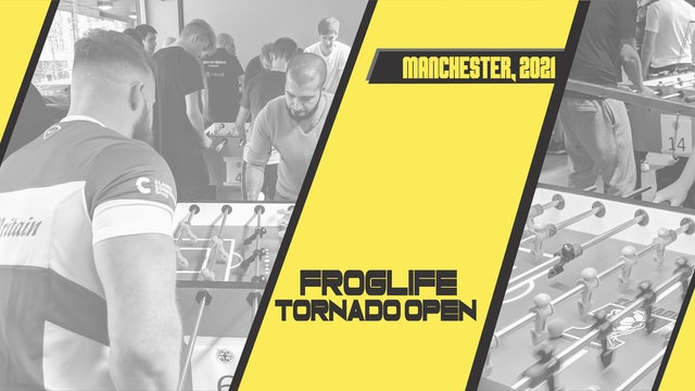 Frog Life Tornado Open 2021 - Saturday