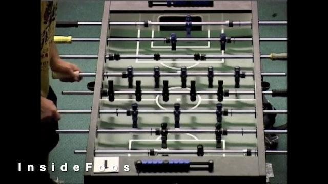 Robin Hanke vs. Oliver Guggemoos | Open Singles Round 16