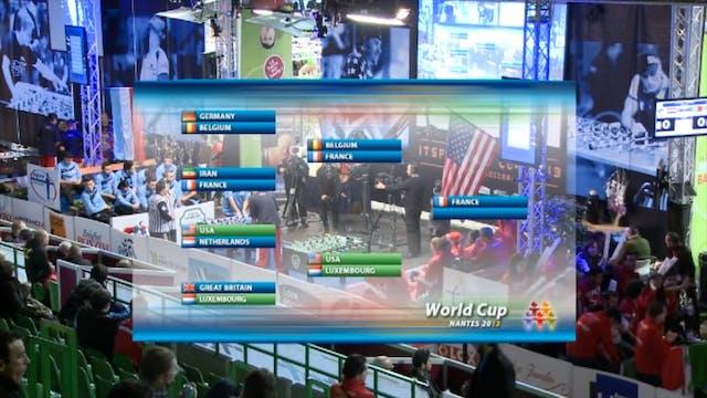2013 Men's World Cup Semifinal USA vs...