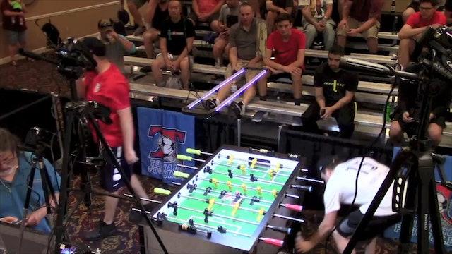 Ryan Moore vs. Tommy Yore | Open Singles Quarterfinal