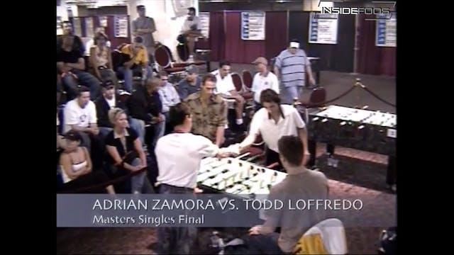 Todd Loffredo vs. Adrian Zamora | Mas...