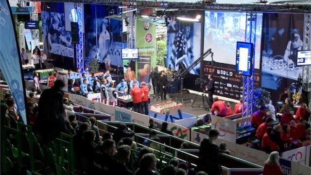 Hundstorfer/Esterbauer vs. Correia/DaSilva | 2013 ITSF Men's Doubles Final