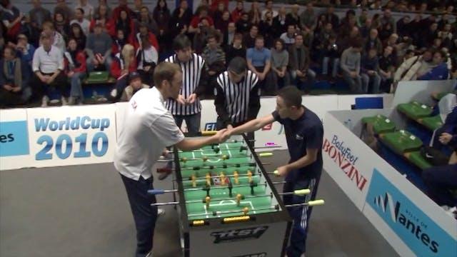 USA vs. France | 2010 ITSF Men's Worl...