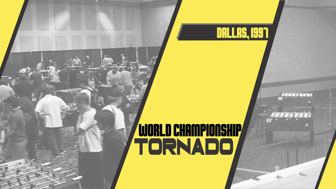 1997 Tornado World Championship