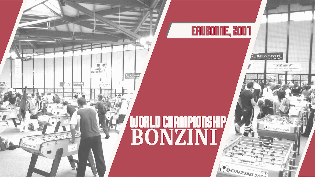 2007 Bonzini World Championships