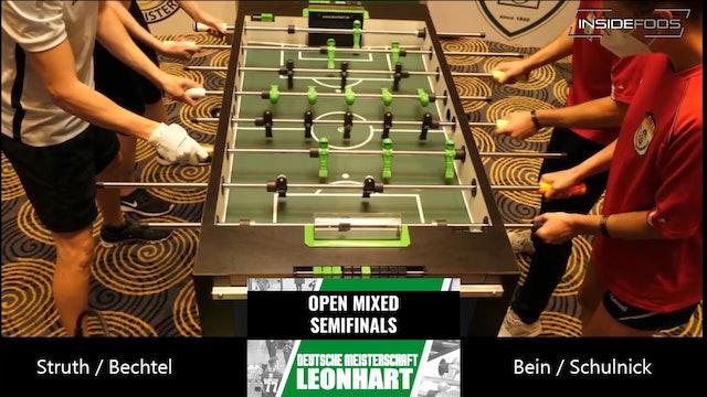Struth/Bechtel vs. Bein/Schulnick | Mixed Semifinal