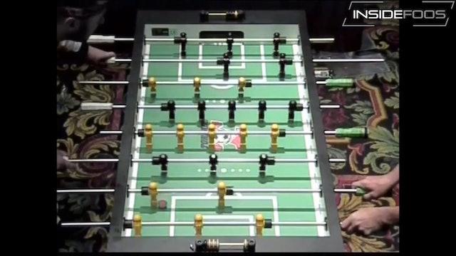 Tom Yore vs. Don Swan | Open Singles Round 32