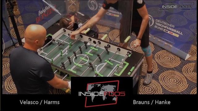 Velasco/Harms vs. Brauns/Hanke | Men's Doubles Qualifications