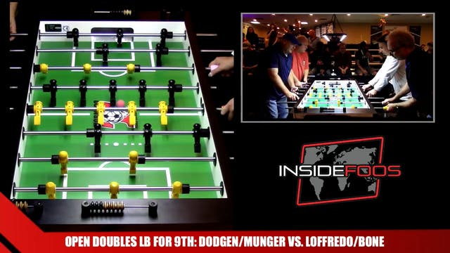 Dodgen/Munger vs. Loffredo/Bone | Ope...