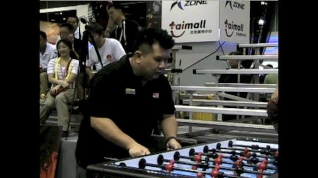 Tokuya Kojima vs. Galvin Tan | Open Singles Round 16