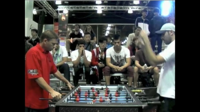 Tom Yore vs. Mohammed Alhalawaji | Open Singles Semifinal