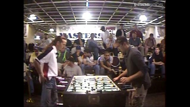 Billy Pappas vs. Rob Mares | Open Singles