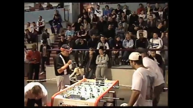 Collignon/Carletta vs. Cheuret/Abecassis | Elite Doubles Semifinal