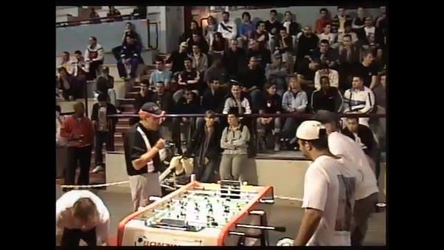 Collignon/Carletta vs. Cheuret/Abecas...