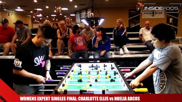 Charlotte Ellis vs. Noelia Arcos | Womens Expert Singles Final