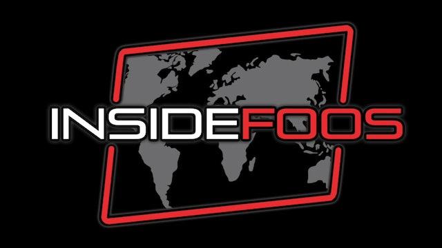 Frederic Collignon vs. Rob Mares | Open Singles Round 16