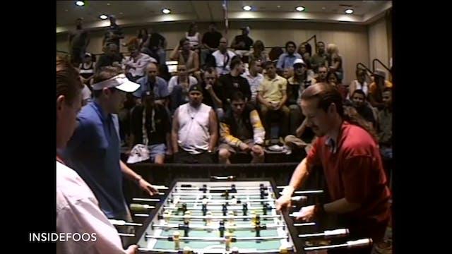 Billy Pappas vs. Rob Mares | Open Sin...