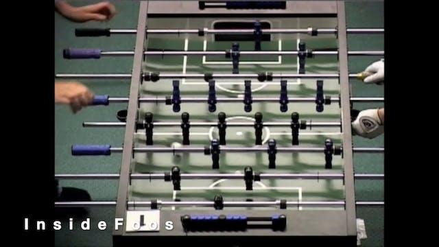 Tony Spredeman vs. Gilles Perrin | Op...