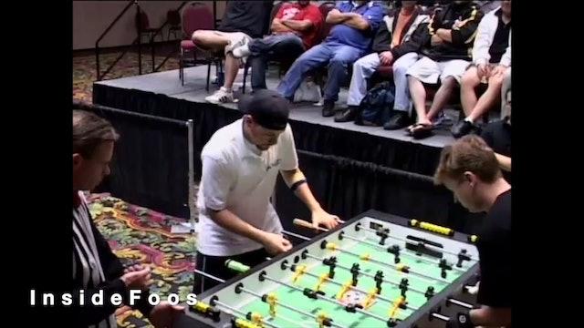 Tony Spredeman vs. Frederic Collignon | Open Singles Final