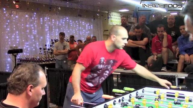 Mario Ariganello vs. Todd Loffredo | Open Singles Semifinal