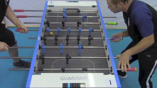 Ryan Moore vs. Tom Yore | Open Singles Final
