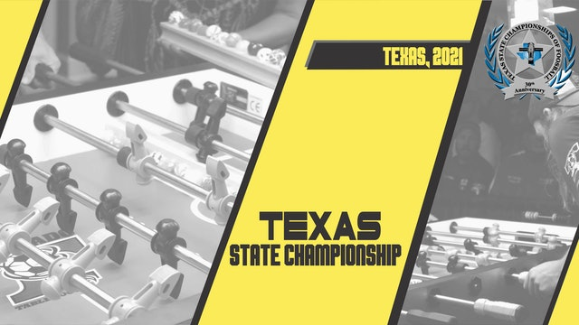 Watch the 2021 Texas State Championship LIVE!