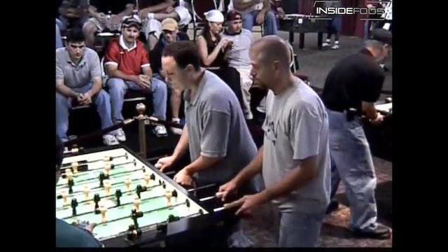 Louis Cartwright/Steve Rogge vs. Tony Bacon/Don Chalifoux | Open Doubles