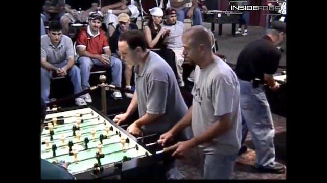 Louis Cartwright/Steve Rogge vs. Tony...