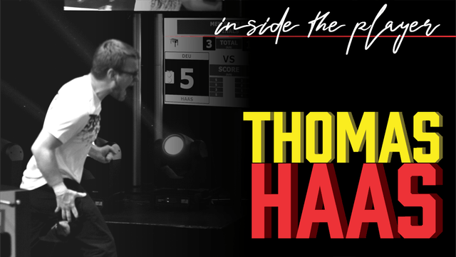 Inside the Player Episode 1 with Thomas Haas