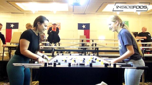 Sullivan Rue vs. Midori Kimura   Women's Singles Final