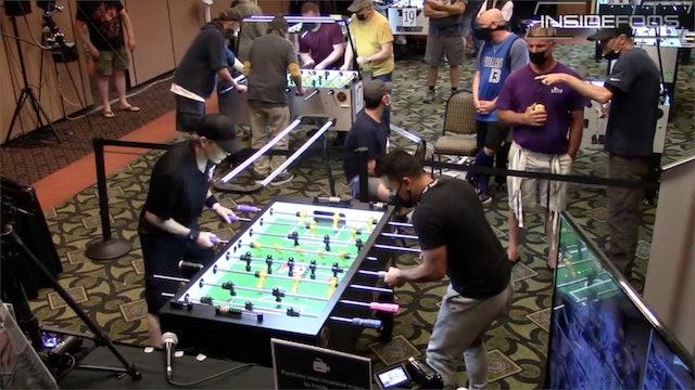 Robert Mares vs.  Kevin Romero | Open Singles Loser's Bracket for 3rd
