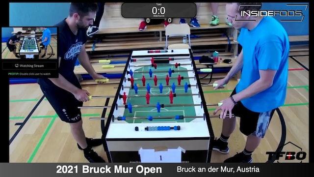 Andreas Fercher vs. Raffael Hackspiel | Open Singles Round 64