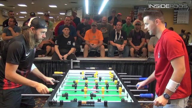 Blake Robertson vs. Tony Spredeman | ...