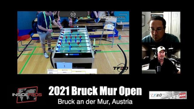 Thomas Haas vs. Benjamin Willfort | Open Singles Semifinal