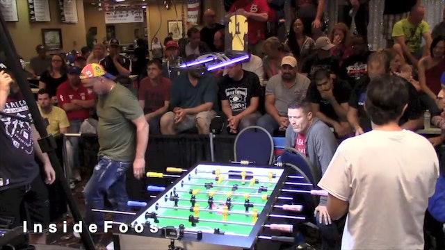 Moore/Diaz vs. Loffredo/Wydman | Open Doubles Loser's Bracket Final