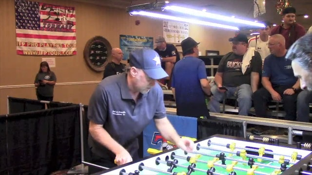 Todd Loffredo vs. John Smith | Open Singles Round 16