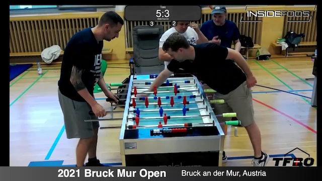 Mikula/Kraus vs. Mayerhofer/Willfort | Open Doubles Semifinal