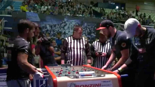 USA vs. Luxembourg | 2019 ITSF World Cup Final