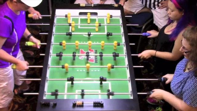 Fowler/Langley vs. Lee/Murray | Women's Doubles Final