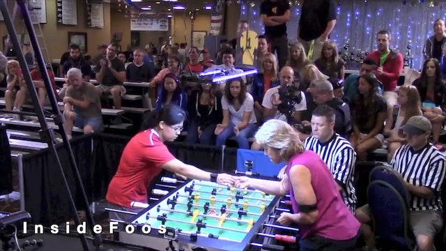 Cindy Head vs. Linda Ly | Women's Singles Final
