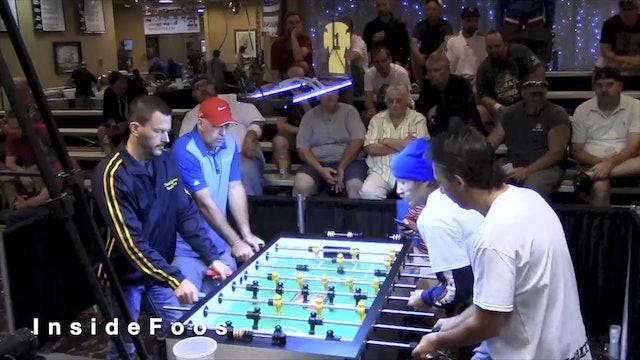 Loffredo/Wydman vs. Gummeson/McMillin   Open Doubles Quarterfinal