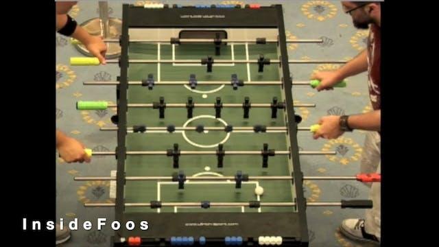Billy Pappas vs. Yannick Correia | Op...