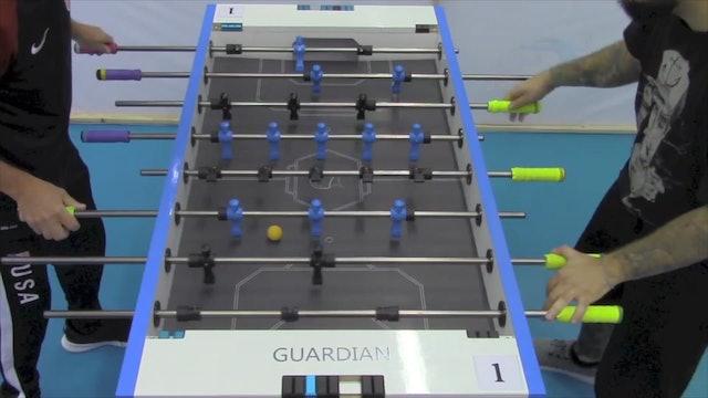 Tom Yore vs. David Detre | Open Singles Semifinal