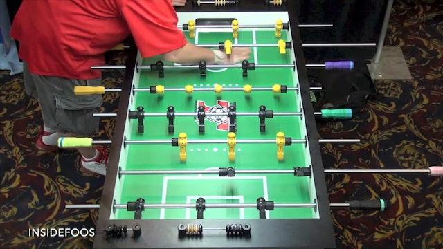 Spredeman/Loffredo vs. Smith/Liley | Open Doubles Round 16
