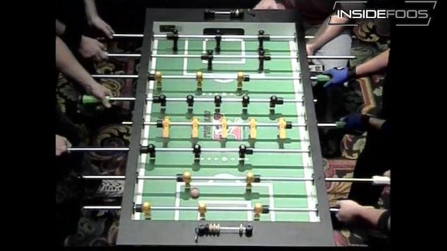 Balecha/Lee vs. Vanden Bosch/Wydman | Open Doubles Semifinal