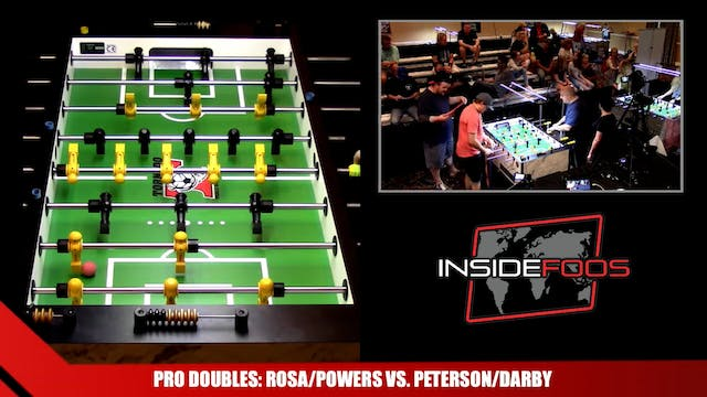 Rosa/Powers vs. Peterson/Darby | Pro ...