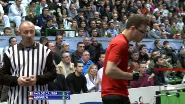 2012 ITSF  Men's World Cup Final | Ge...