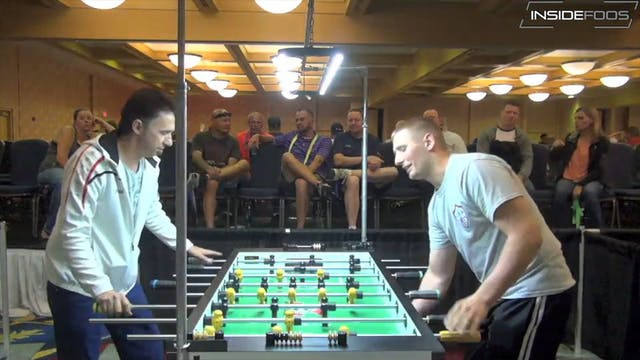Todd Loffredo vs. Dustin Gatliff | Op...